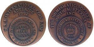 NAA Coin Fair 1996