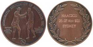 NAAC2011 Antique bronze